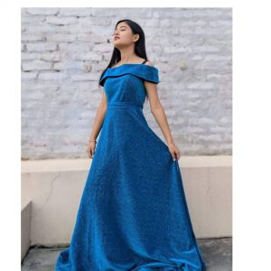 Off Shoulder Gown OS22121