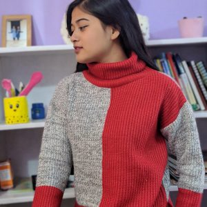 T-Neck Sweater TNS112
