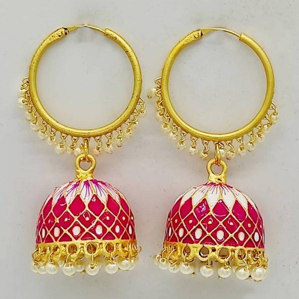 red-earrings-ER90