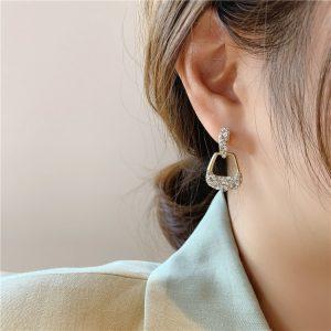 Zircon Cute Earring