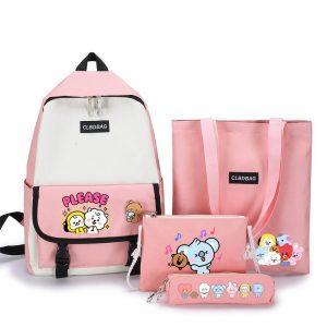 Bt21 bagset